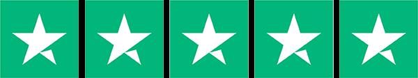 5 stars: Excellent